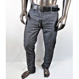 Perry Ellis Dk Grey slim fit Dress Pants.